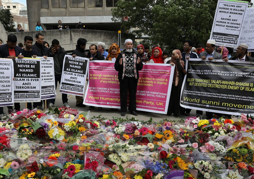 London attack: 500 imams condemn terrorists and refuse to perform