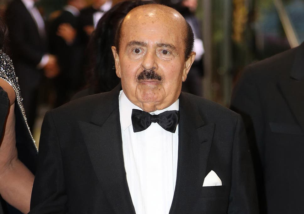 Adnan Khashoggi: the 'whoremonger' whose arms deals funded a playboy