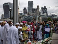 Huge rise in Islamophobic hate crime following London terror attack