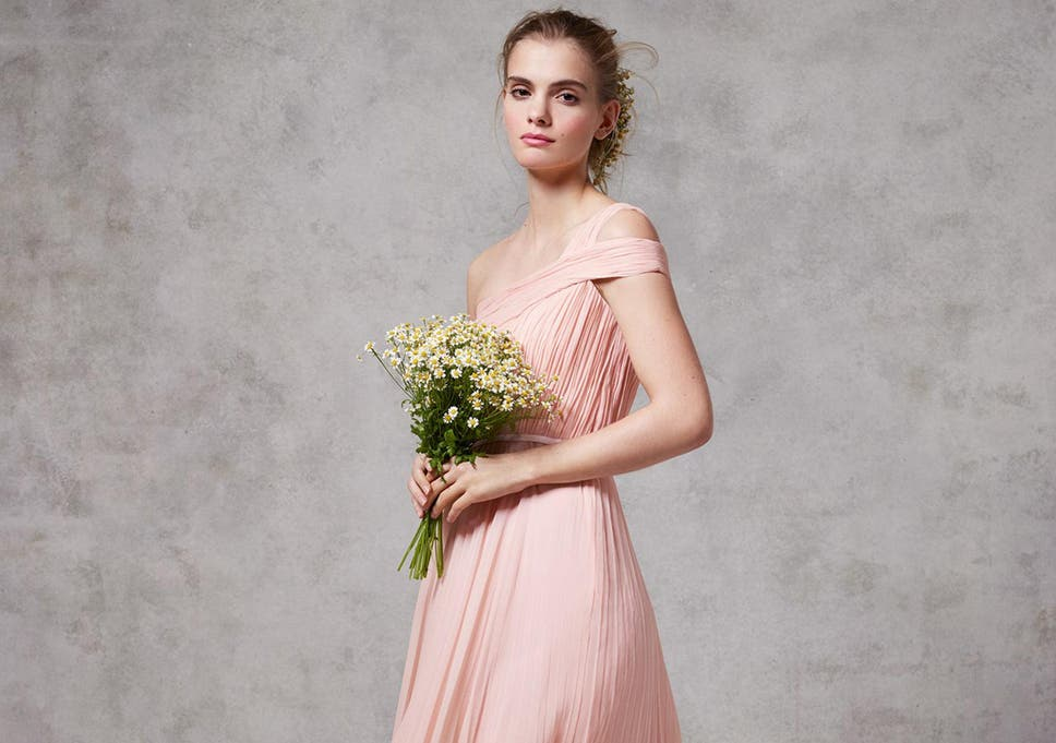 12 best brands for bridesmaid dresses | The Independent