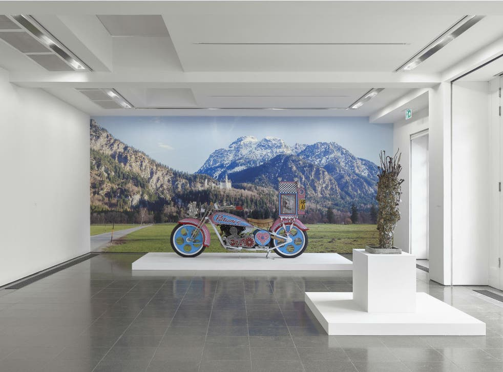 Grayson Perry, Installation view, Serpentine Gallery, London