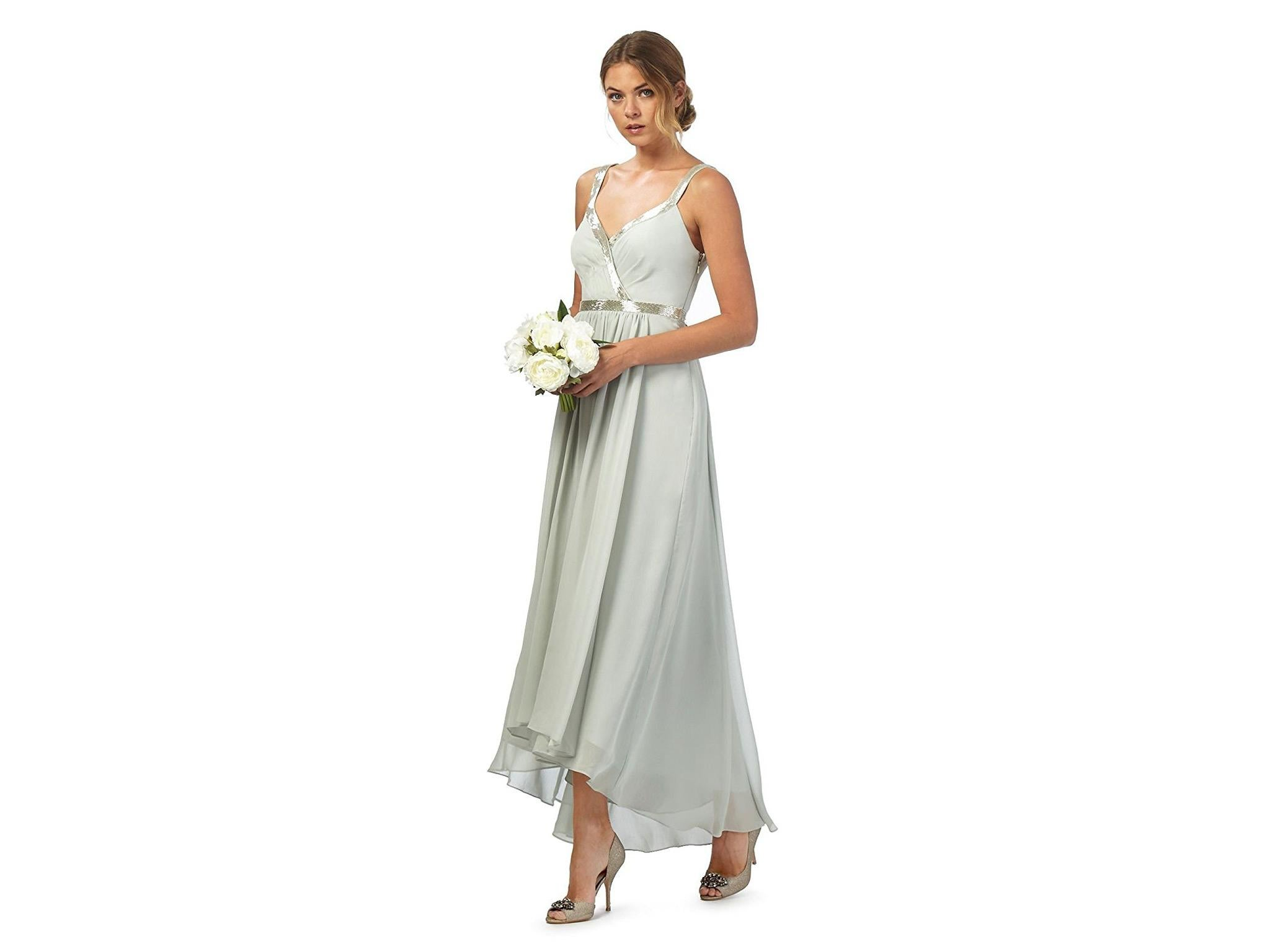 12 best brands for bridesmaid dresses   The Independent
