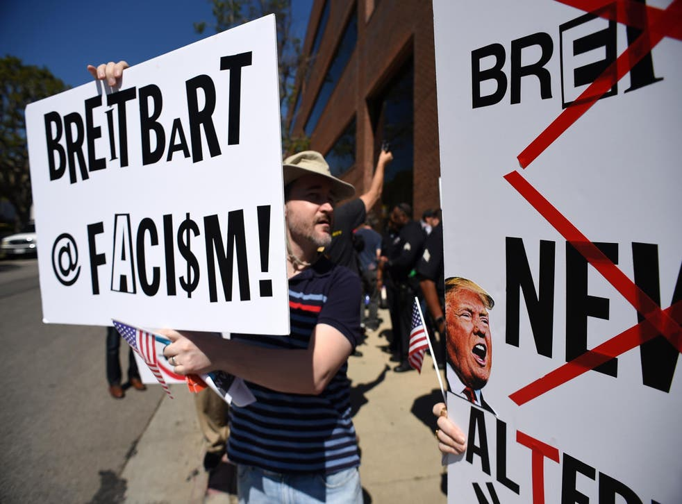Advertisers have been abandoning Breitbart in droves