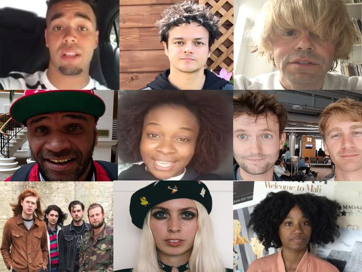 Stars line up to urge young people to get out and vote on ...