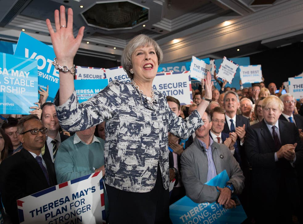 May will hang on for a little bit longer