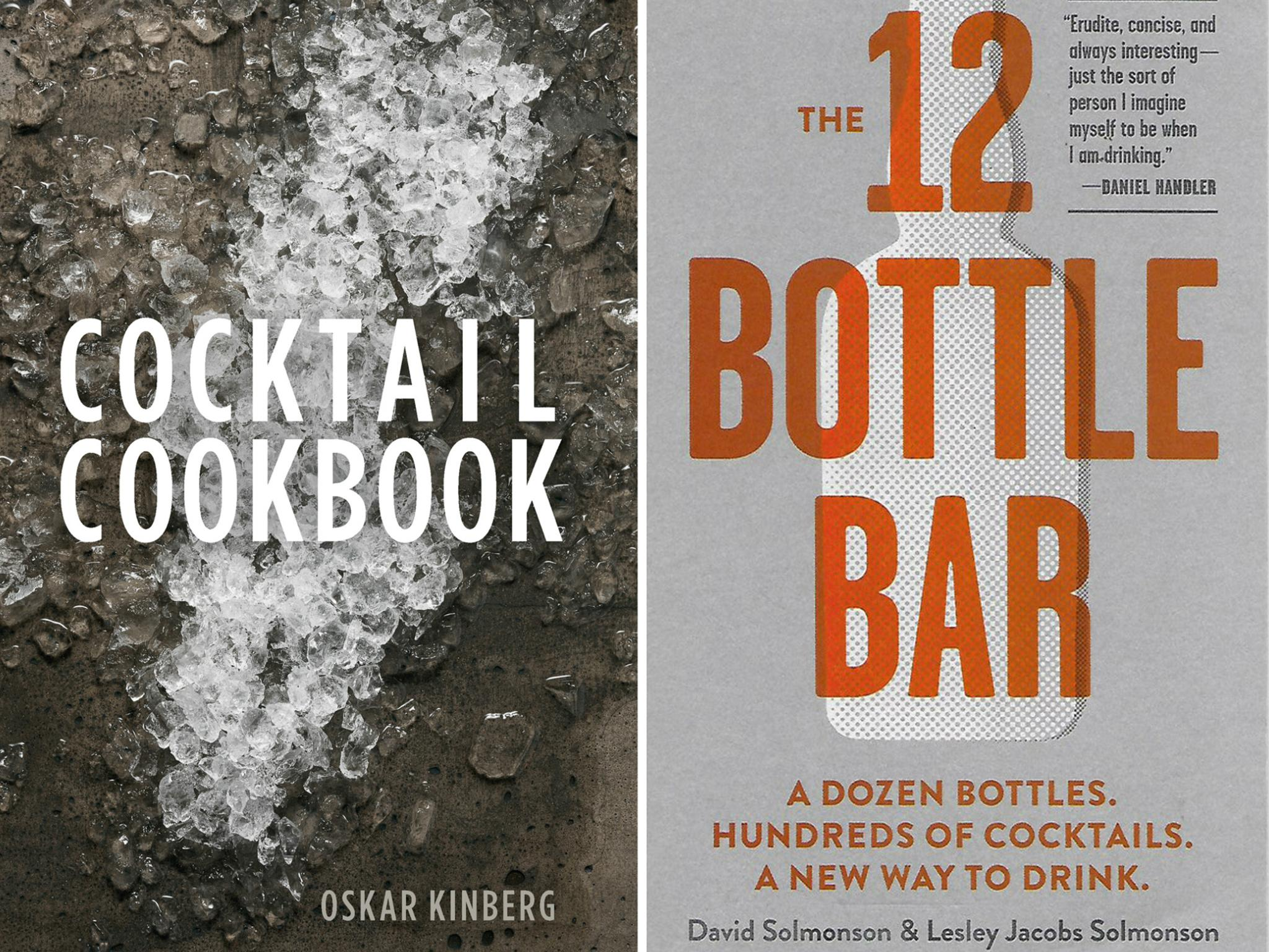 9 best cocktail recipe books