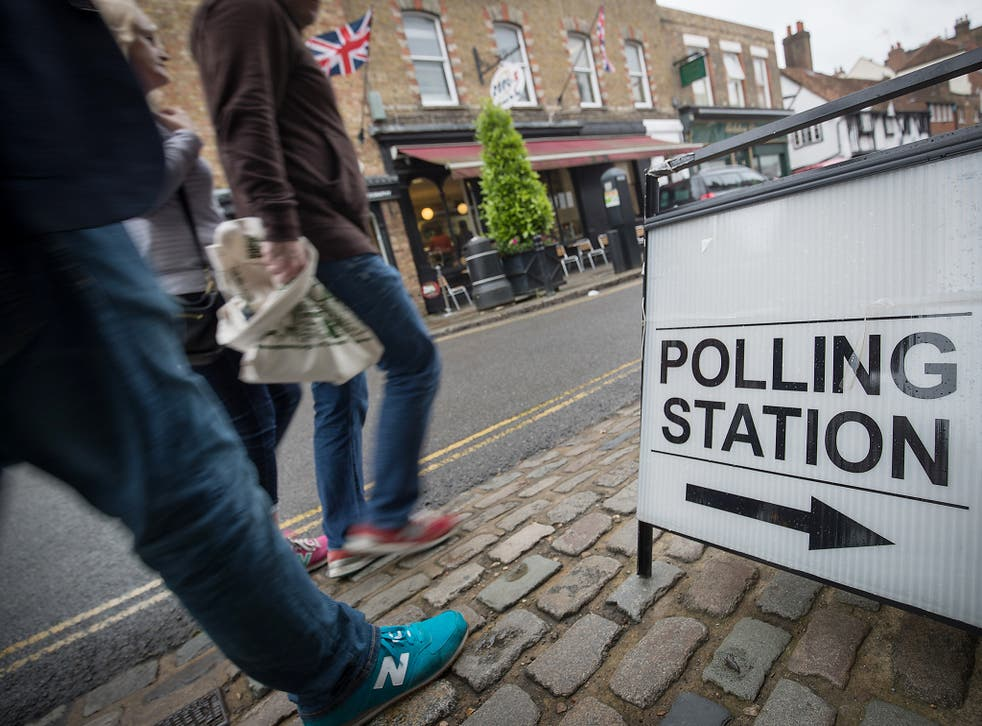 'Policies on corporation tax, employment issues, and positions on Brexit will all bear weighting among business owners at the polling stations on Thursday,' said Rebecca Bonaparte, community manager at startups.co.uk