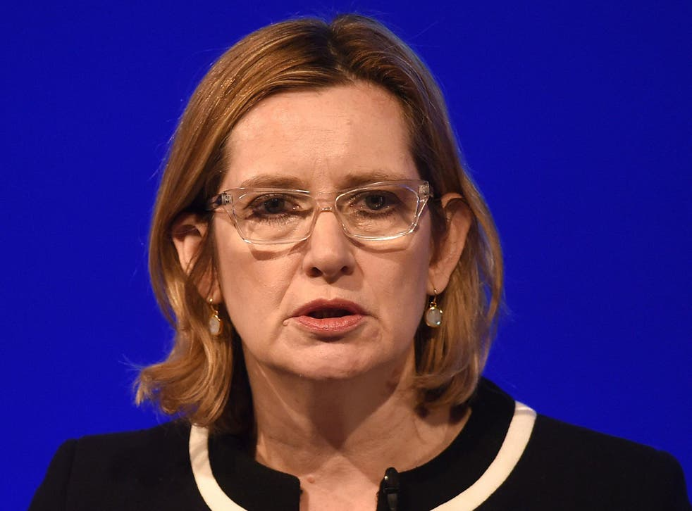 Amber Rudd, the Home Secretary, could lose her seat