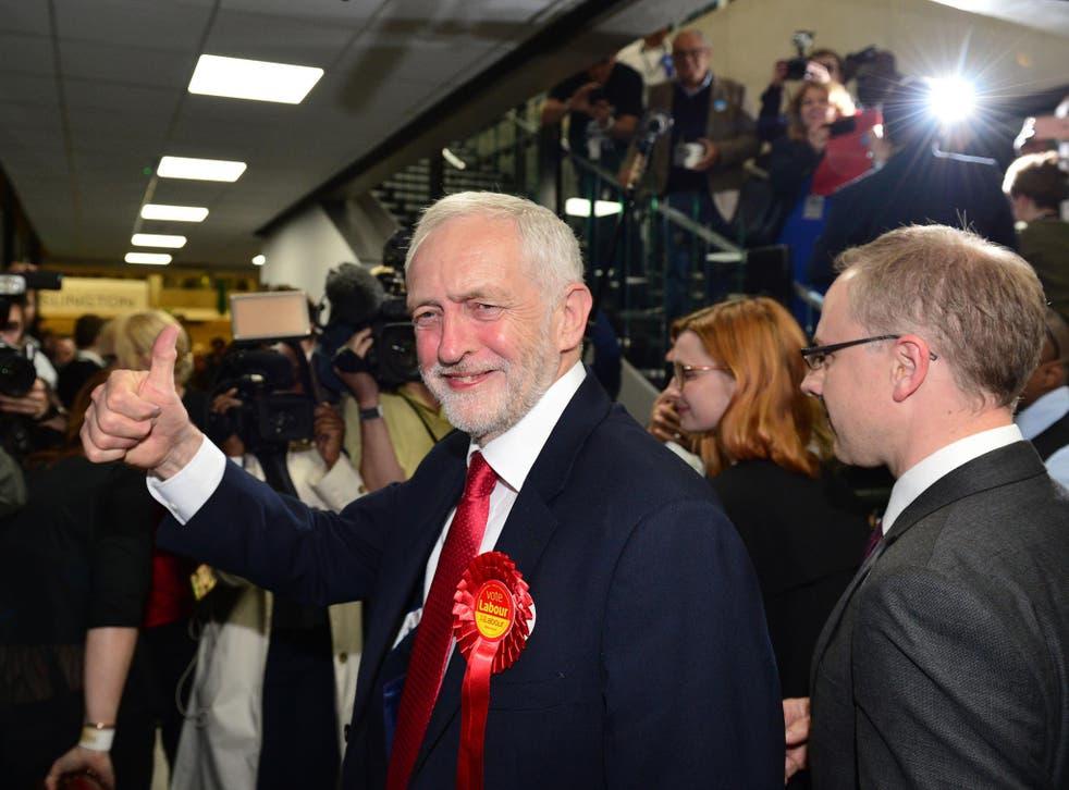 Tom Watson said Jeremy Corbyn had shown 'energy, honesty, candour, and energy'