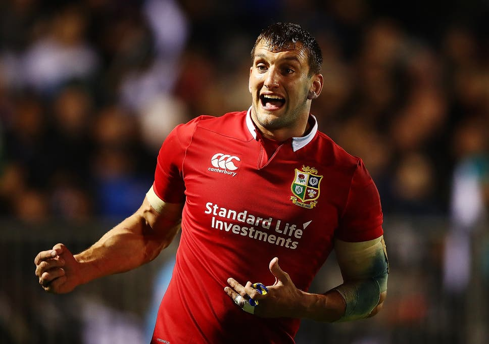 fa0537bc British and Irish Lions 2017: 'Don't worry about Sam Warburton ...