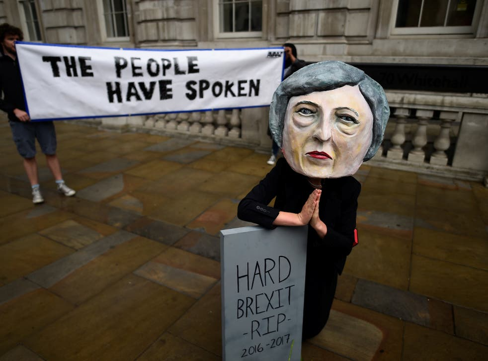 While the European economy is booming, the UK's has suffered from the uncertainty caused by Brexit – and now the consequences of a hung parliament
