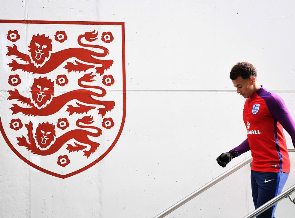 Dele Alli has been tipped as a future England great