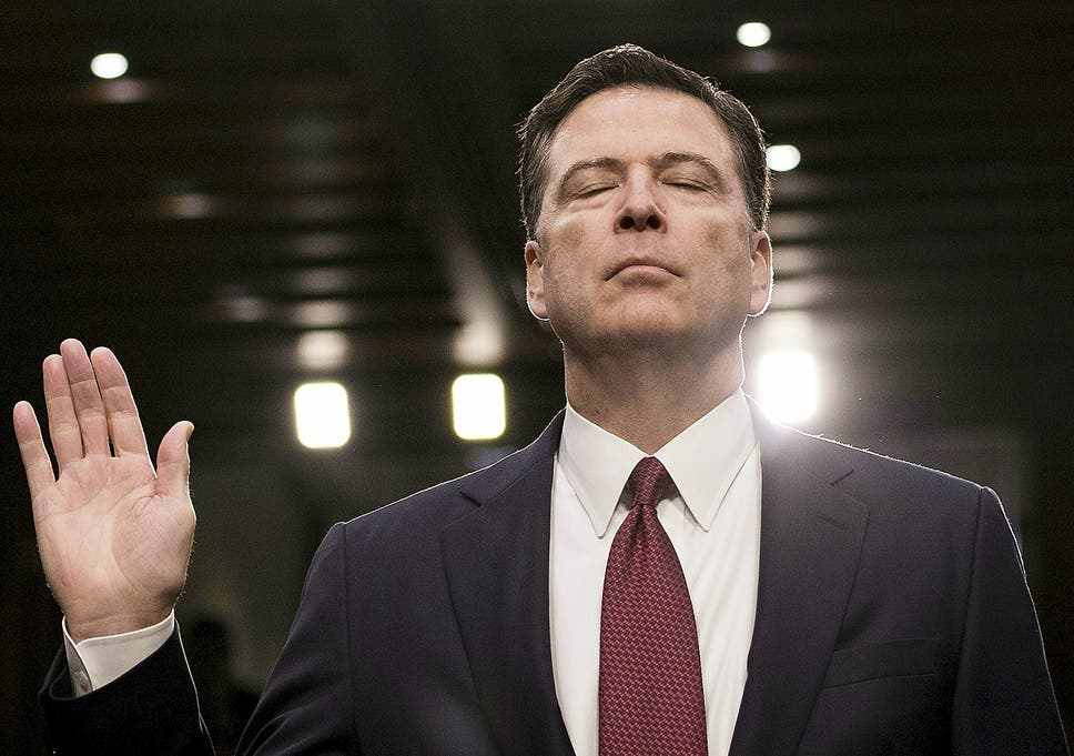 Image result for Mueller has exposed James Comey