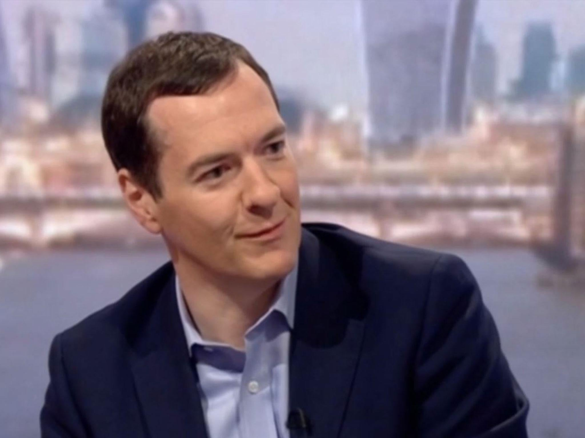 Revoking Article 50 and scrapping Brexit could be only way to escape Theresa May's 'car crash', George Osborne says