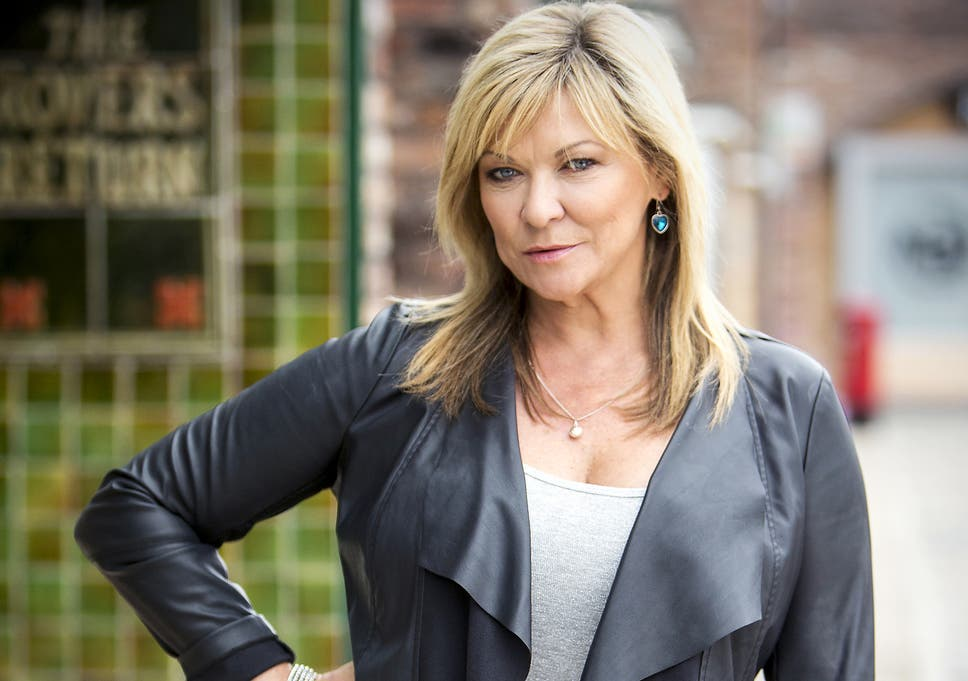 Coronation Street actor Claire King reveals she is considering