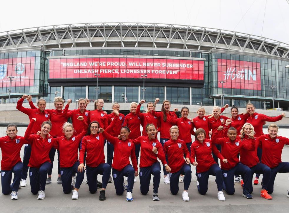 England head to Euro 2017 among the pre-tournament favourites