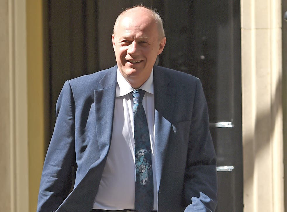 First Secretary of State Damian Green will step in for the Prime Minister at PMQs