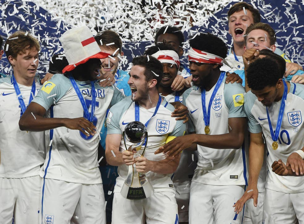 England's young lions have proven themselves in the top youth tournament
