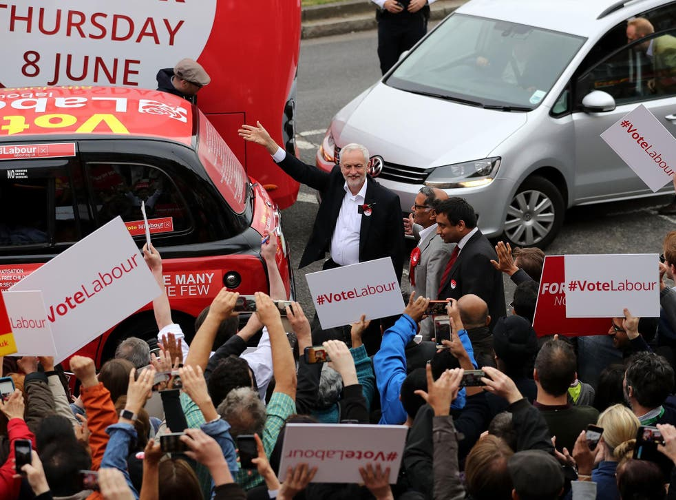 Campaign groups like Momentum were successful in helping to spread Labour's messages