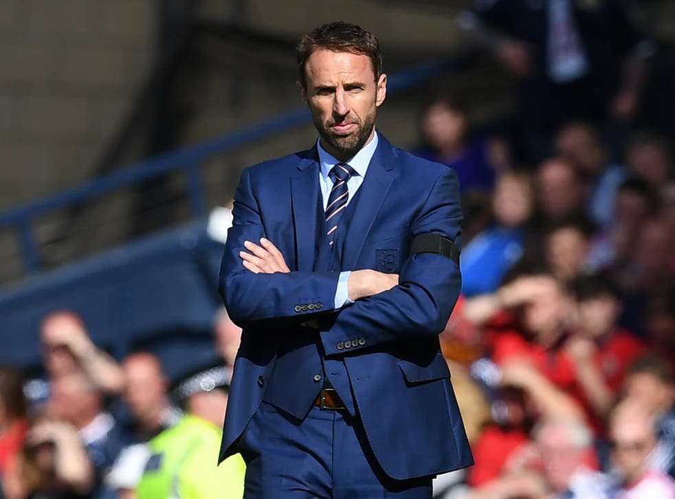 Southgate wants England to win trophies at every level