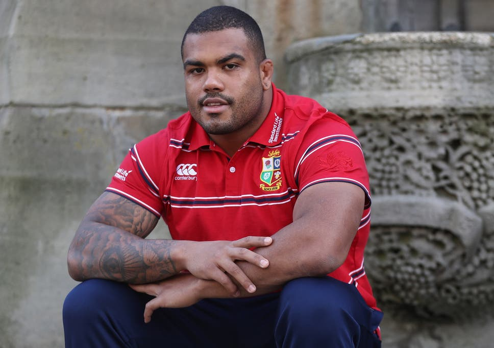 73818382 British and Irish Lions 2017: Kyle Sinckler reveals how Adam Jones ...