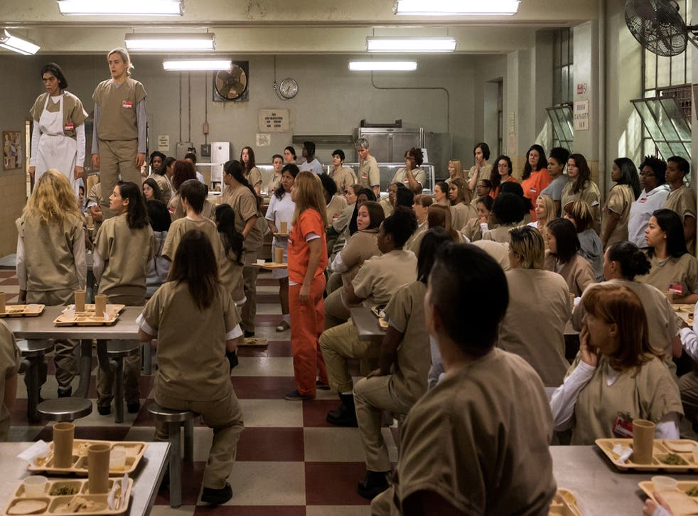 Food has often emerged as a theme in the Orange Is The New Black series