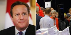 People on Twitter think David Cameron is Lord Buckethead