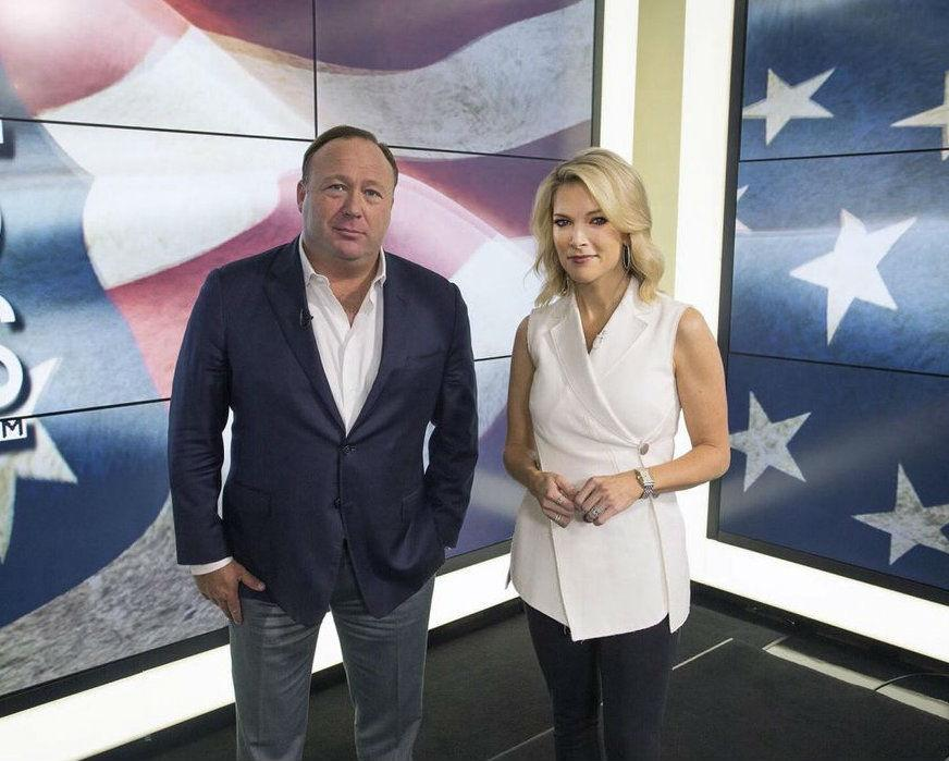 Alex Jones Doubles Down On Sandy Hook Conspiracy Theory In Disgusting Megyn Kelly Interview