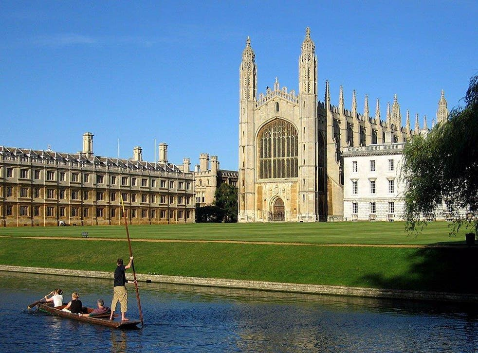Men are still statistically more likely to achieve top grades at Cambridge University - an issue academics had attributed to the 'male dominated environment'