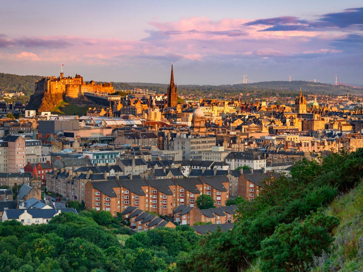 How to spend a weekend in Edinburgh