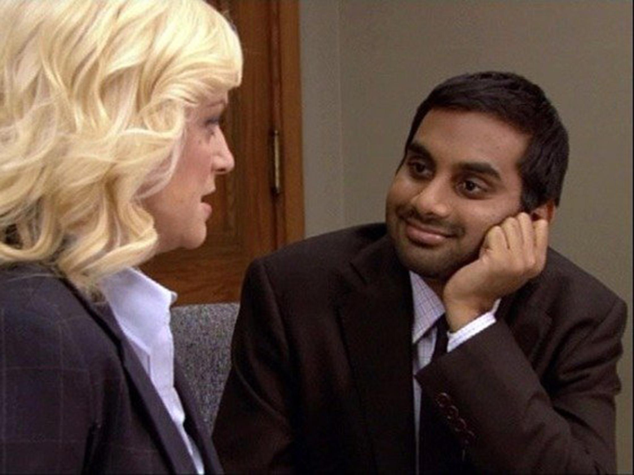 Aziz Ansari on Master of None, Parks and Recreation and
