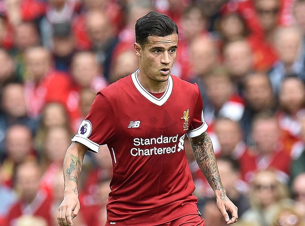 Philippe Coutinho has been persistently linked with a move to Barcelona