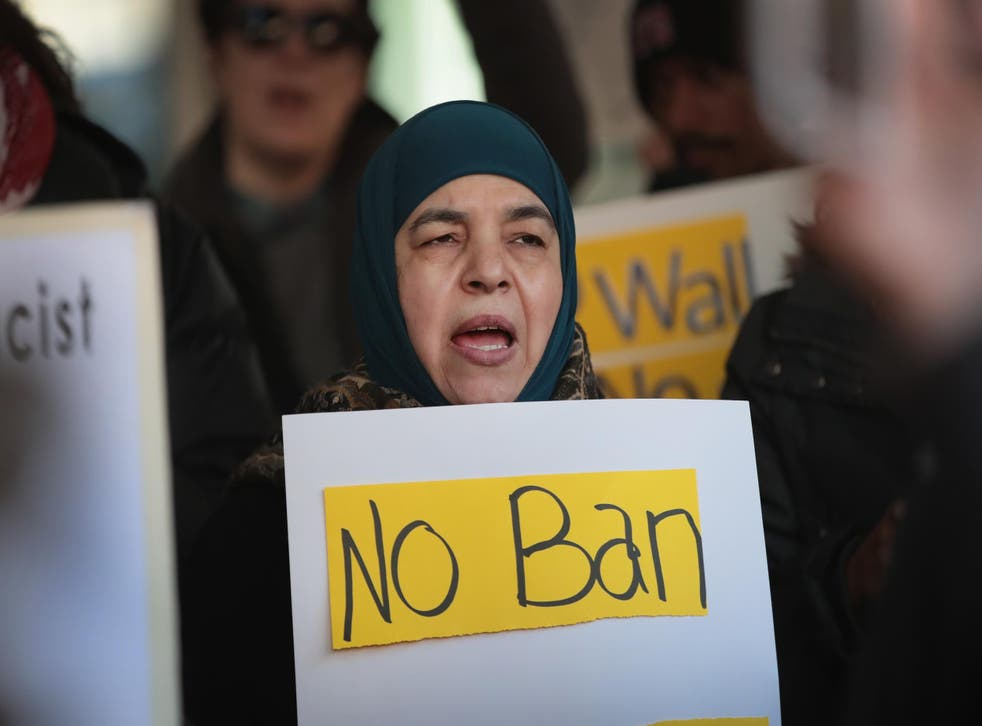 The travel ban has been controversial