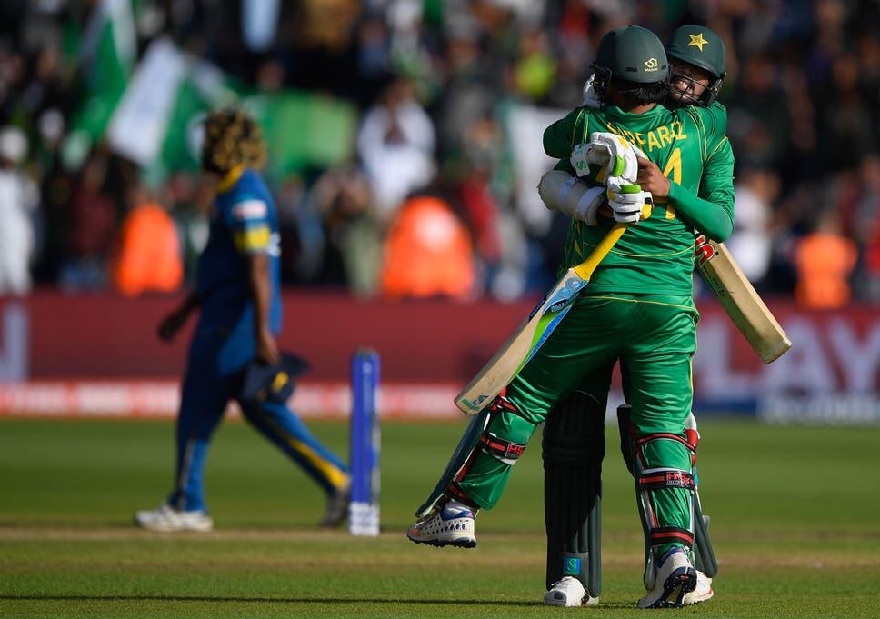 Champions Trophy 2017: Pakistan edge past Sri Lanka in