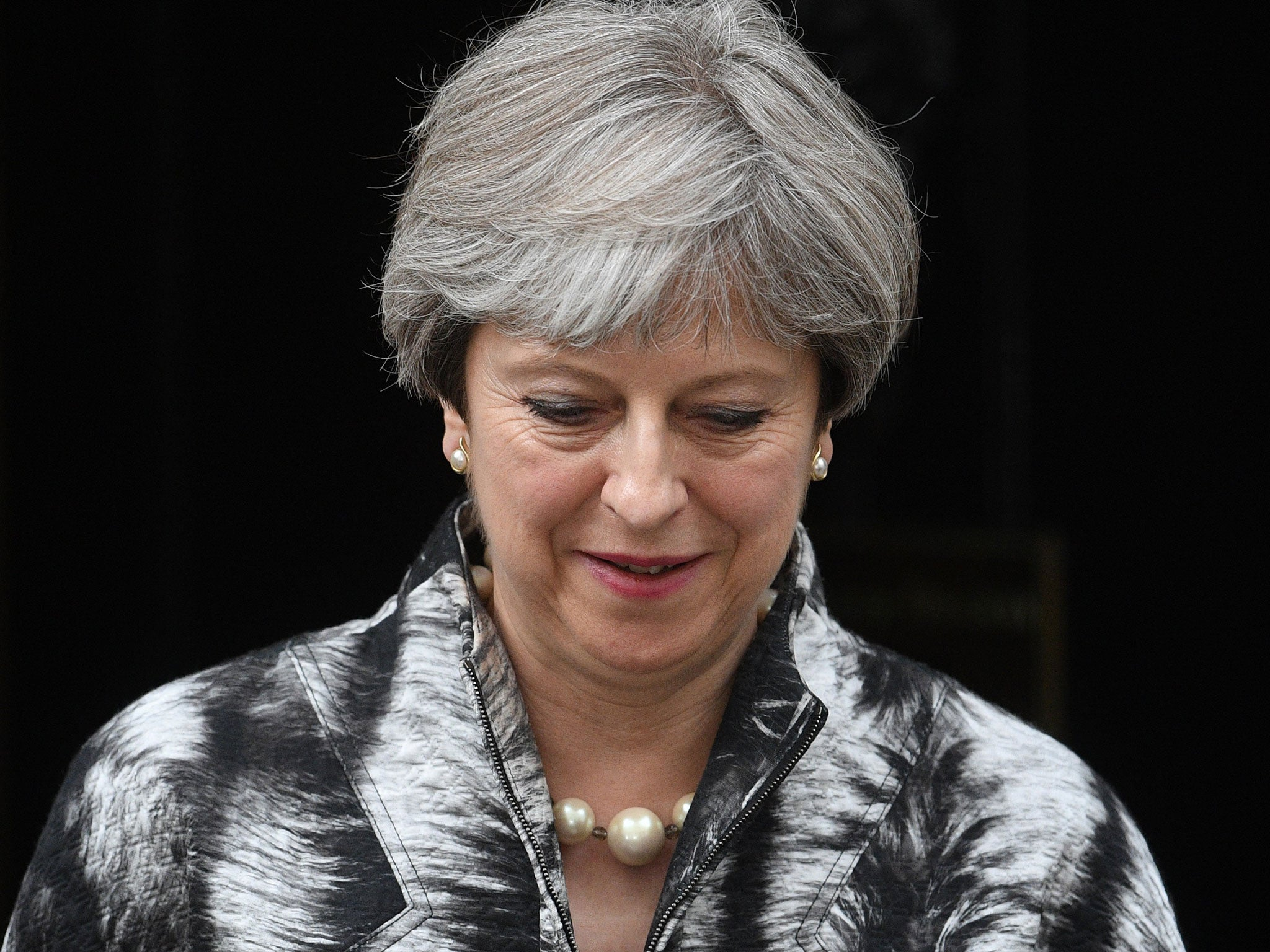 Theresa May faces down Tory MPs for first time since humiliating election result        Shape    Created with Sketch.                                                                                                        UK Election Day 2017Inside Politics newsletterInside Politics newsletter