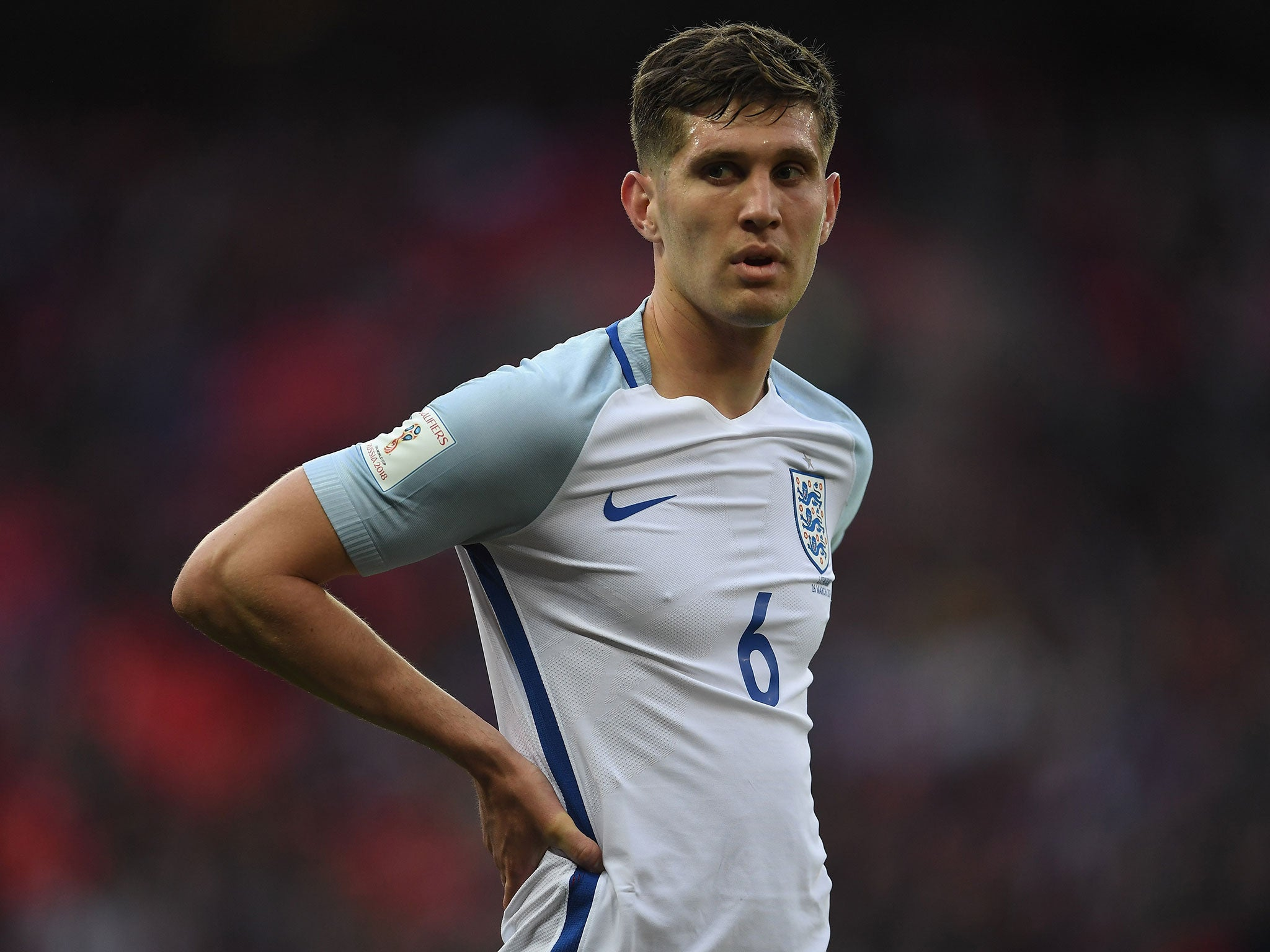 England boss Gareth Southgate weighing up surprise midfield role