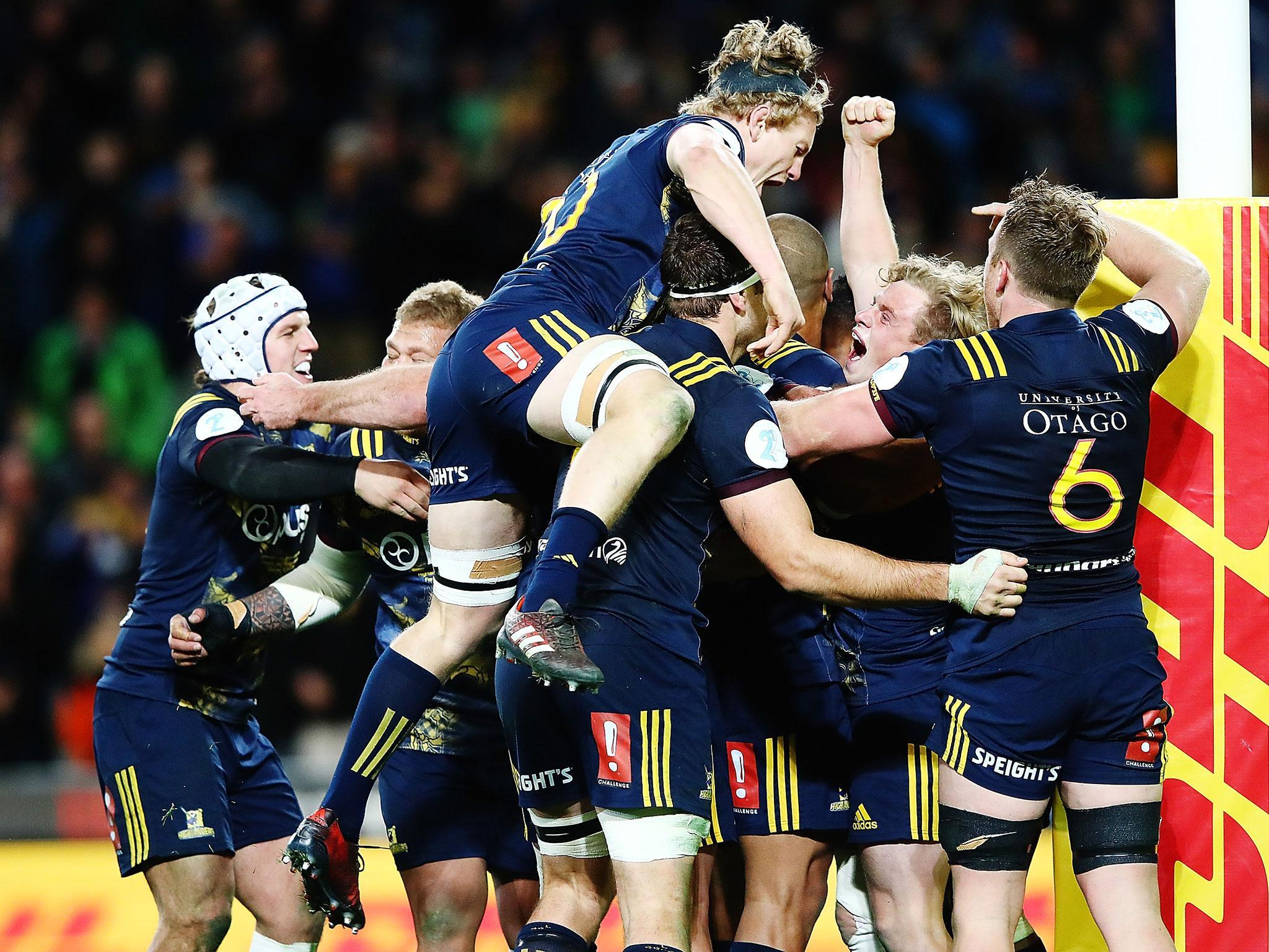 British And Irish Lions Vs Highlanders Second Defeat On Tour Of New
