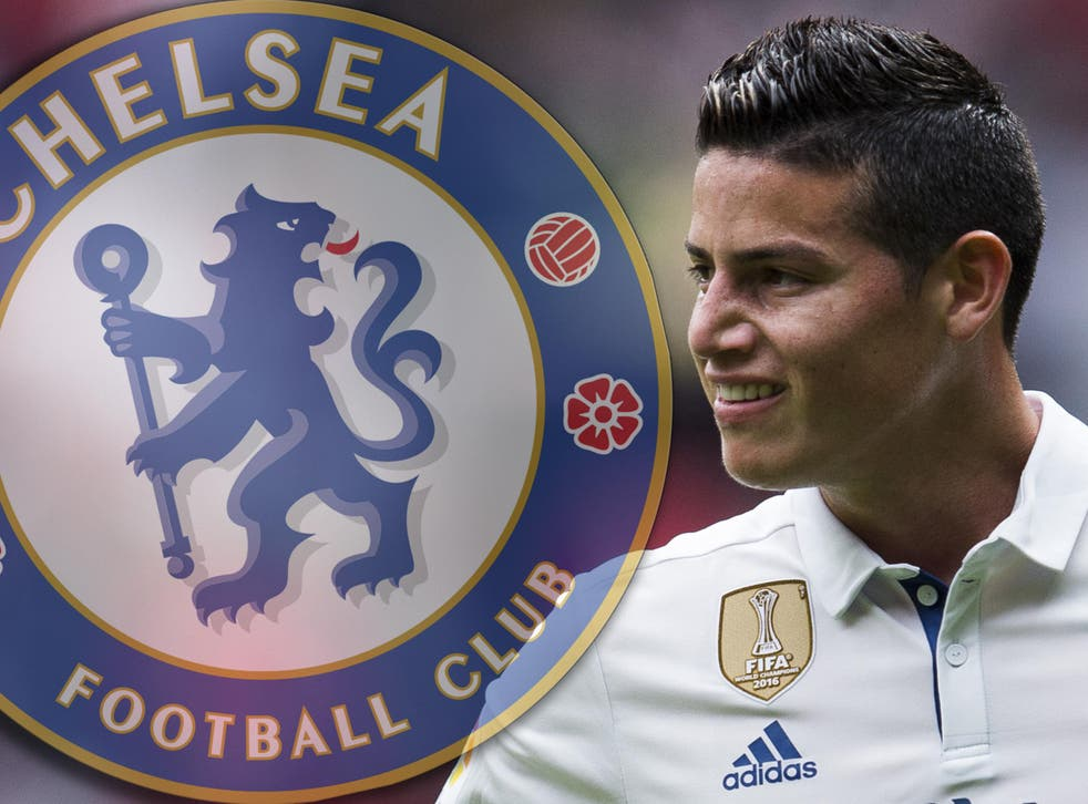 Chelsea are in pole position to sign the Real Madrid forward