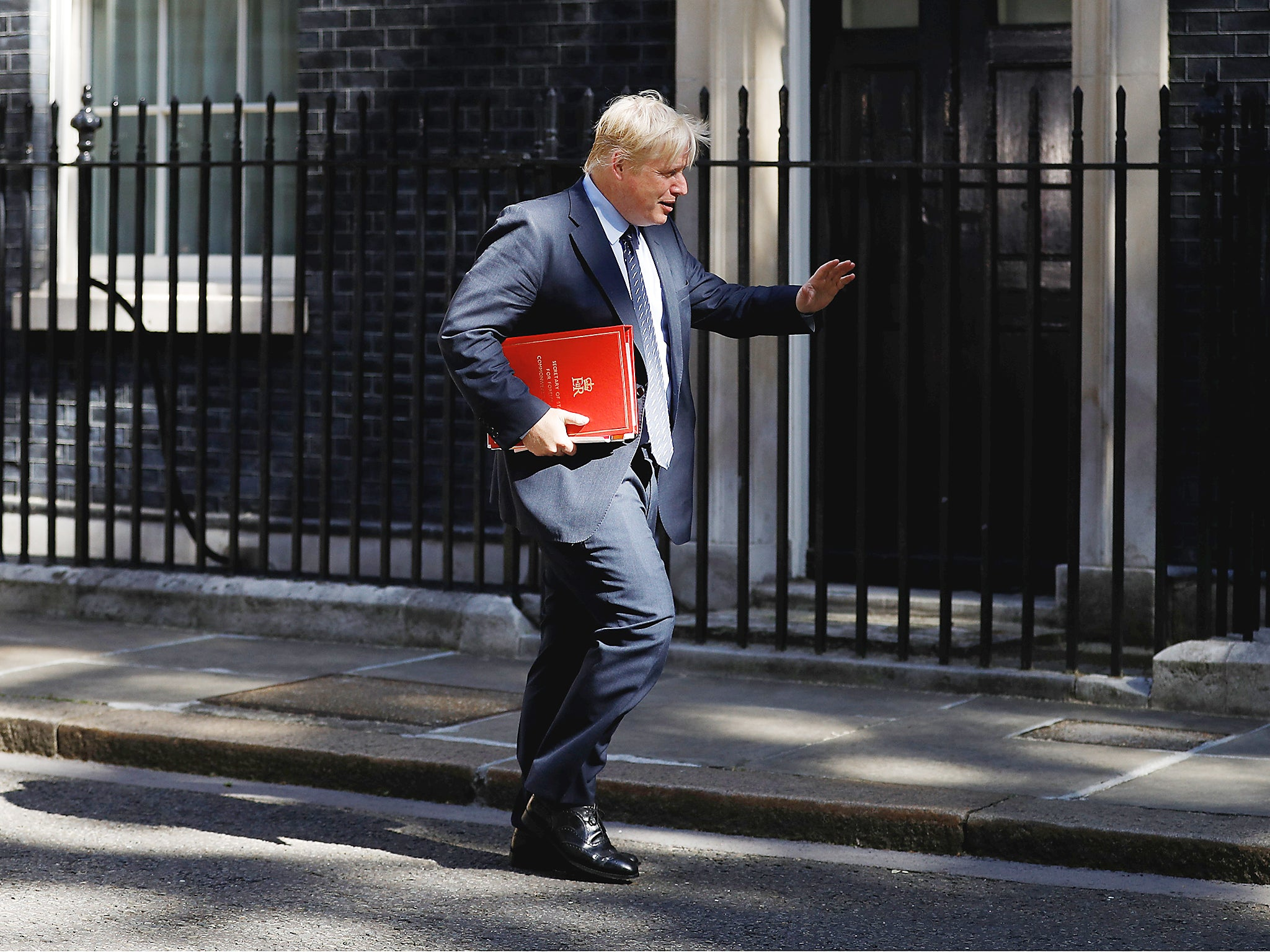 Boris Johnson mounts takeover of international aid budget | The Independentindependent_brand_ident_LOGOUntitled