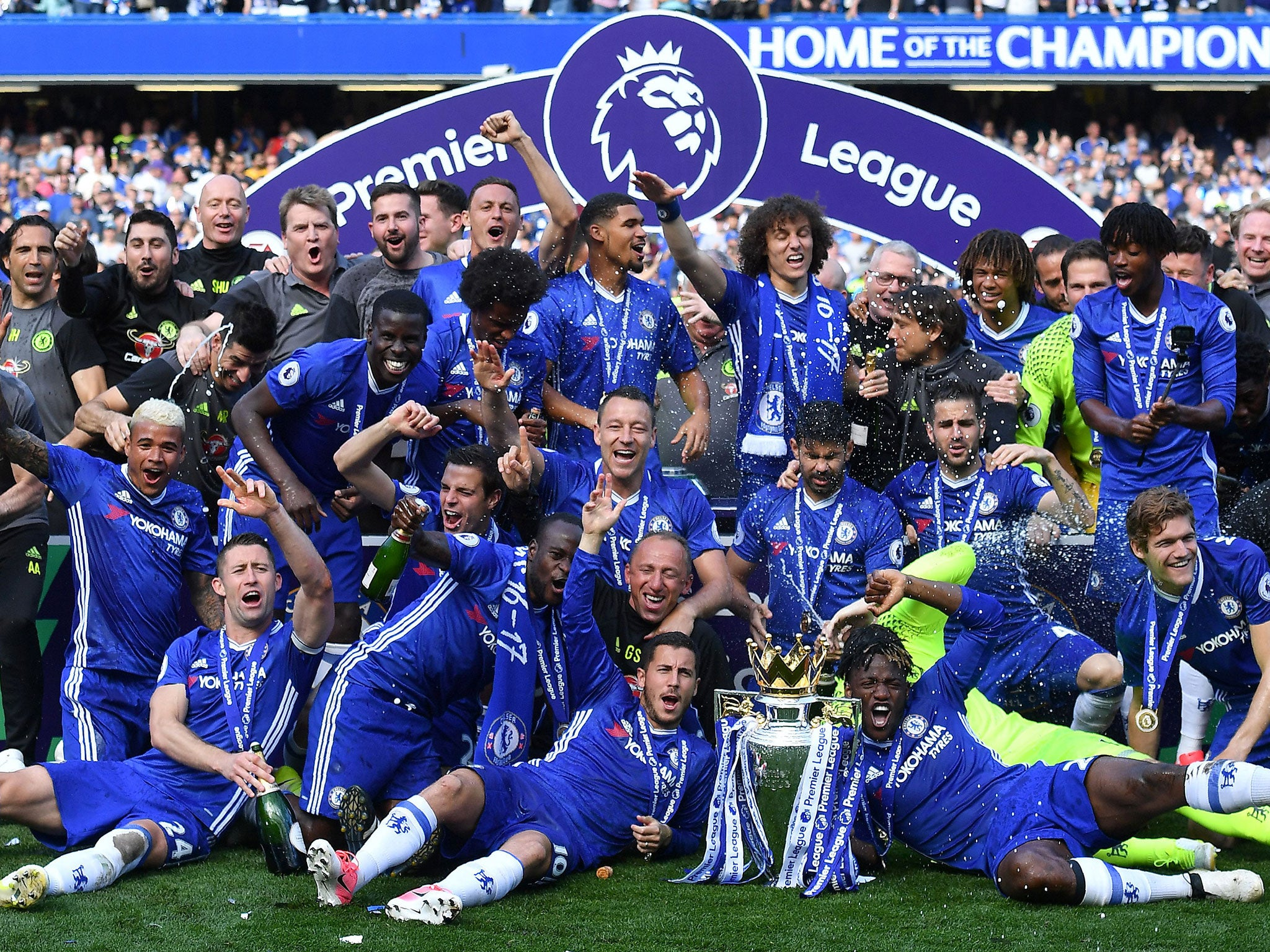City Chelsea: Premier League 2017/18 Fixtures: The Full Schedule For The