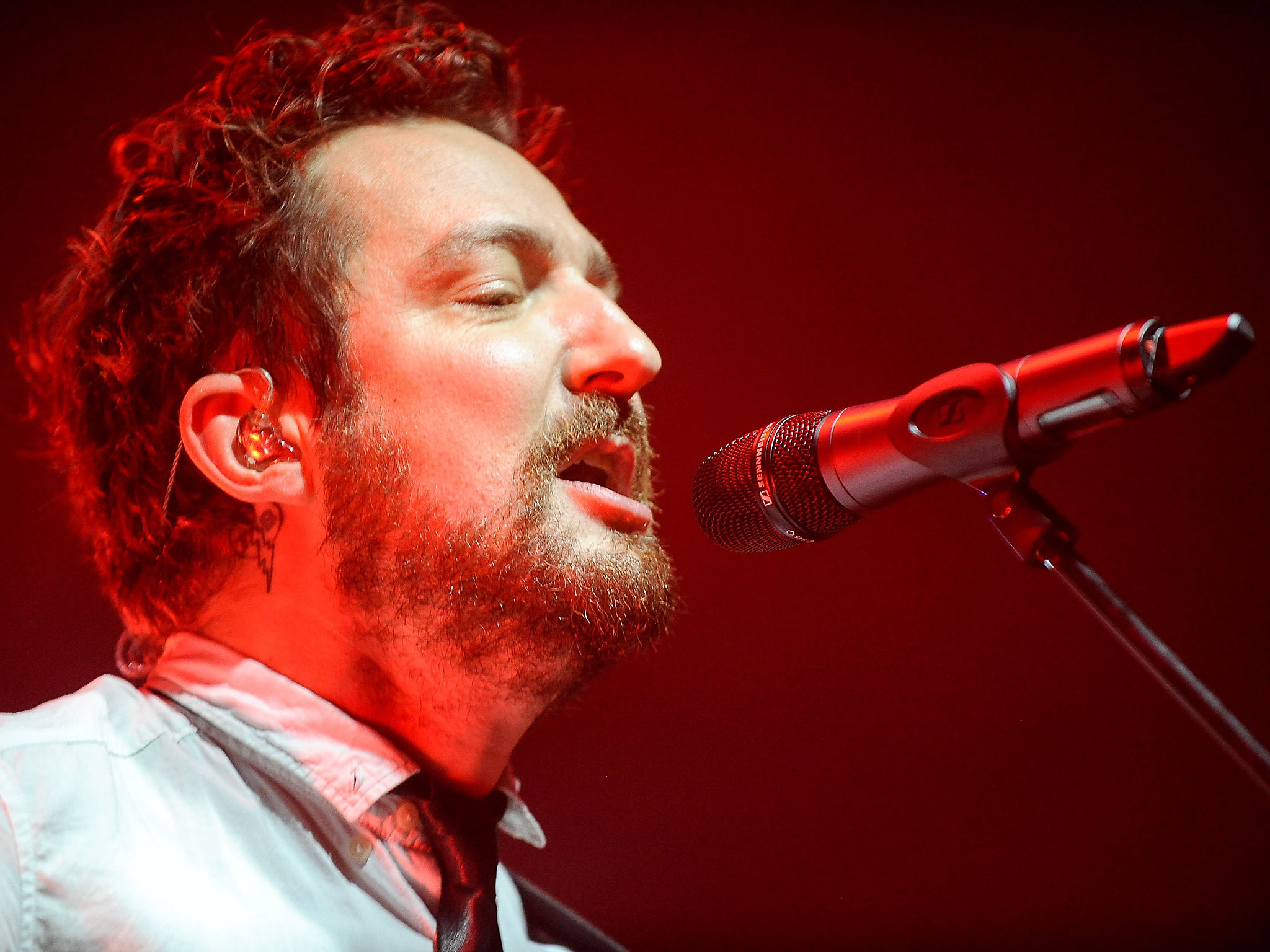 Frank Turner review, No Man's Land: More a case of extreme mansplaining