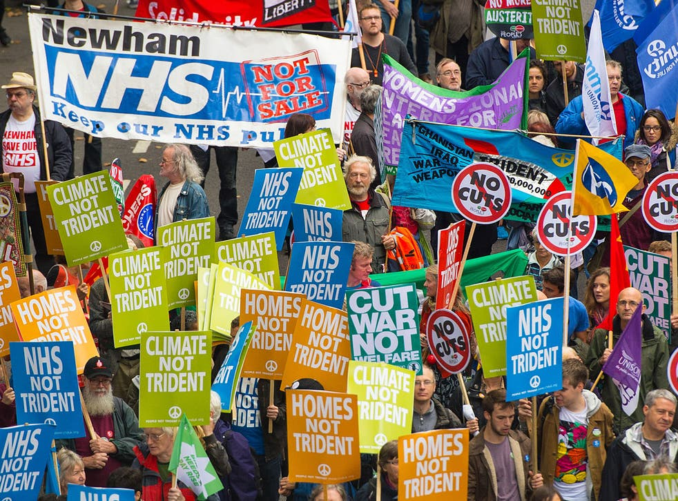 The British Social Attitudes Survey found 48 per cent of people would pay more for better services, while 44 per cent want spending to remain the same