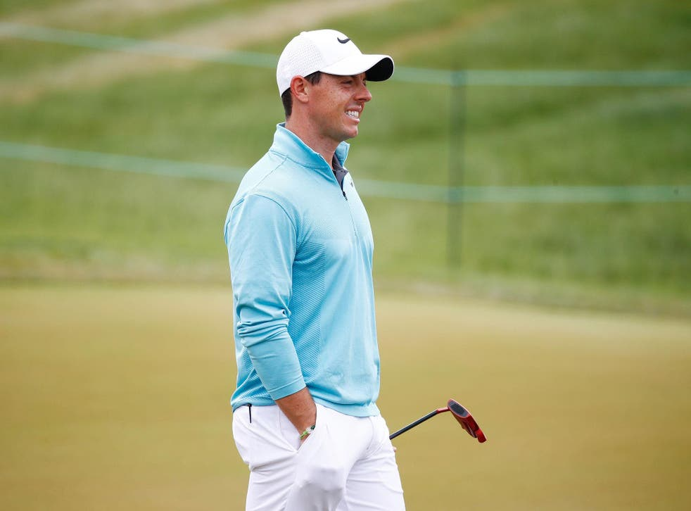 The 28-year-old has played just six events ahead of this year's US Open