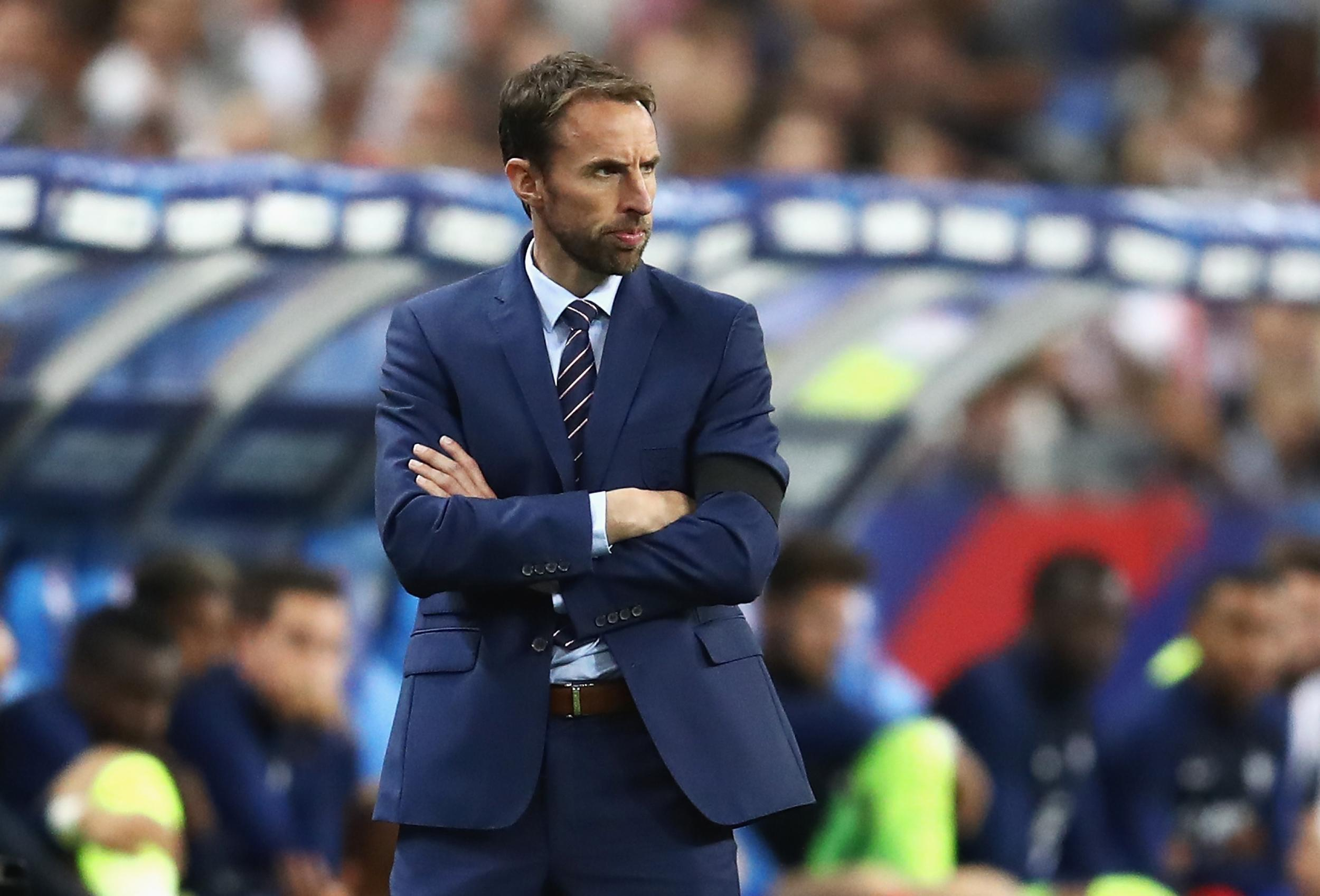 Gareth Southgate frustrated by England's defeat to France