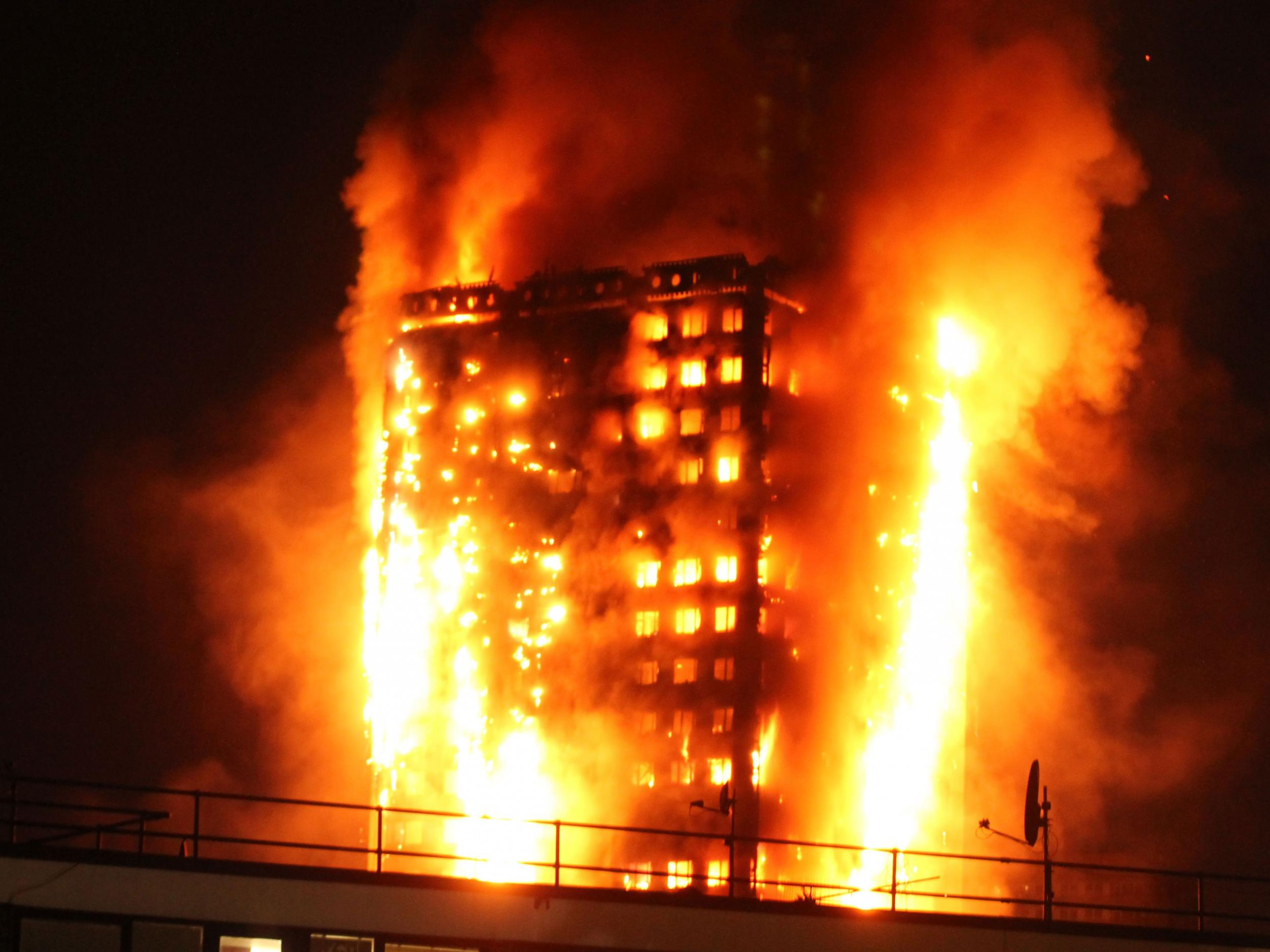 grenfell tower fire family of syrian refugees among those reported missing the independent. Black Bedroom Furniture Sets. Home Design Ideas