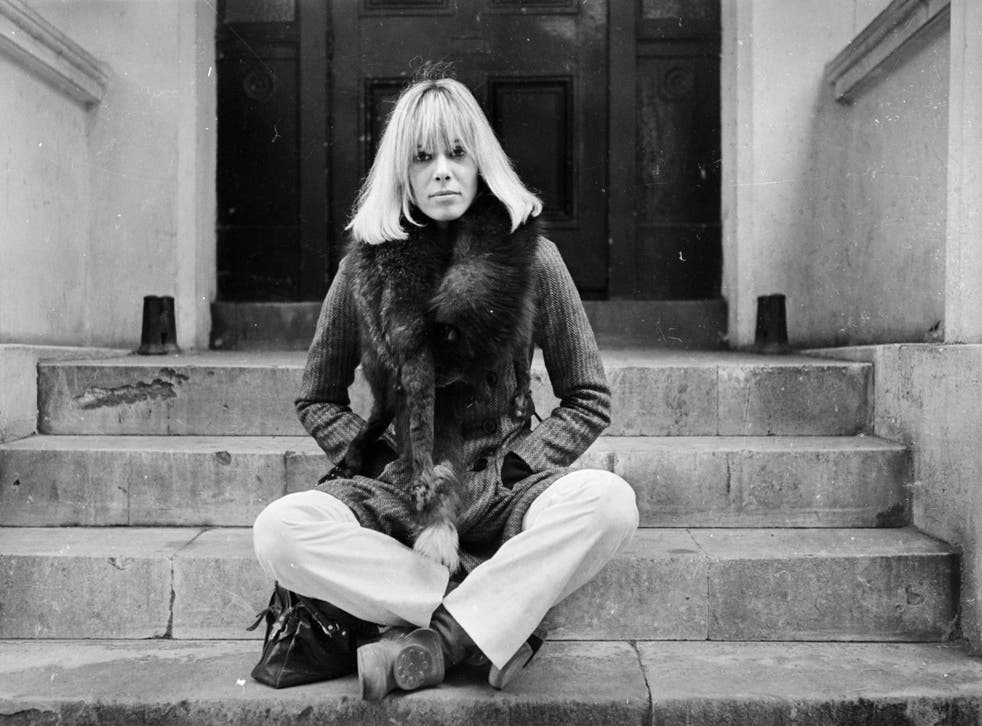 Model, actor, mother, muse: Pallenberg played many roles in her epochal career