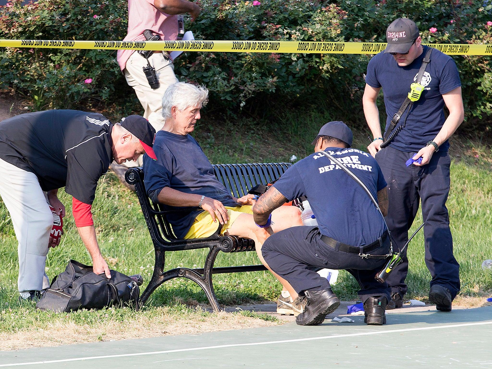 James Hodgkinson dead: Virginia shooter dies after opening