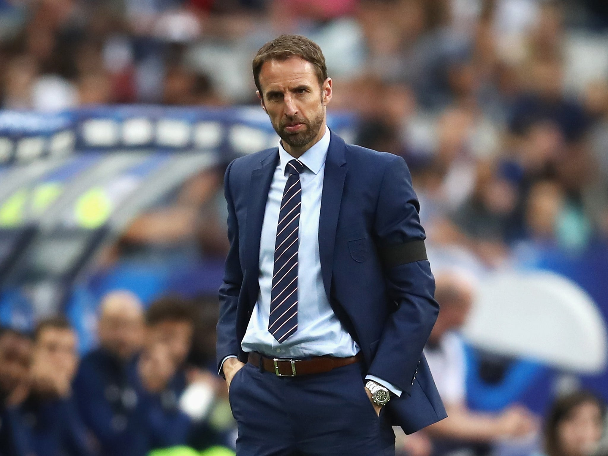 Gareth Southgate warns England players there is no 'magic wand' after chastening defeat in France