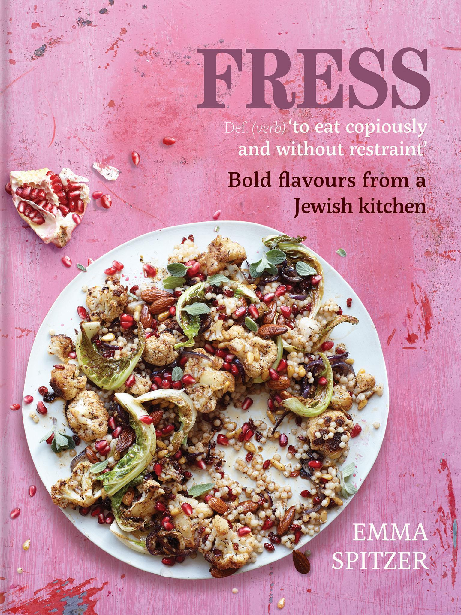 Fress recipes from pomegranate salmon to chicken and pistaschio blanch the cauliflower in a large saucepan of salted boiling water for 2 minutes then drain in a colander and refresh under cold running water to stop any forumfinder Image collections