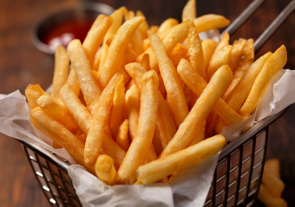 eating chips twice a week doubles your chance of death says study
